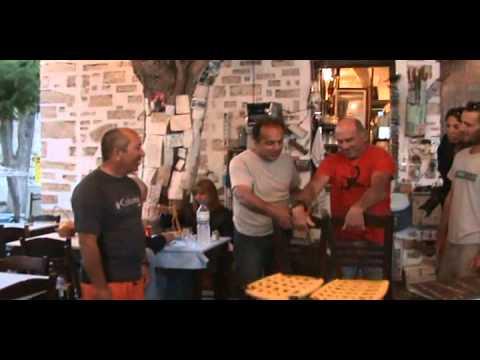 ממילוס לסנטוריני – קייץ 2010 – חבורה פרועה ביותר